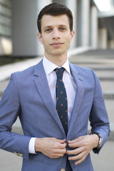 Steven Somers, Vice President, Crest Real Estate