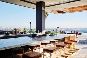 Crest Real Estate featured in The Hollywood Reporter