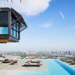 Sky-High Hollywood Home for Kipp Nelson