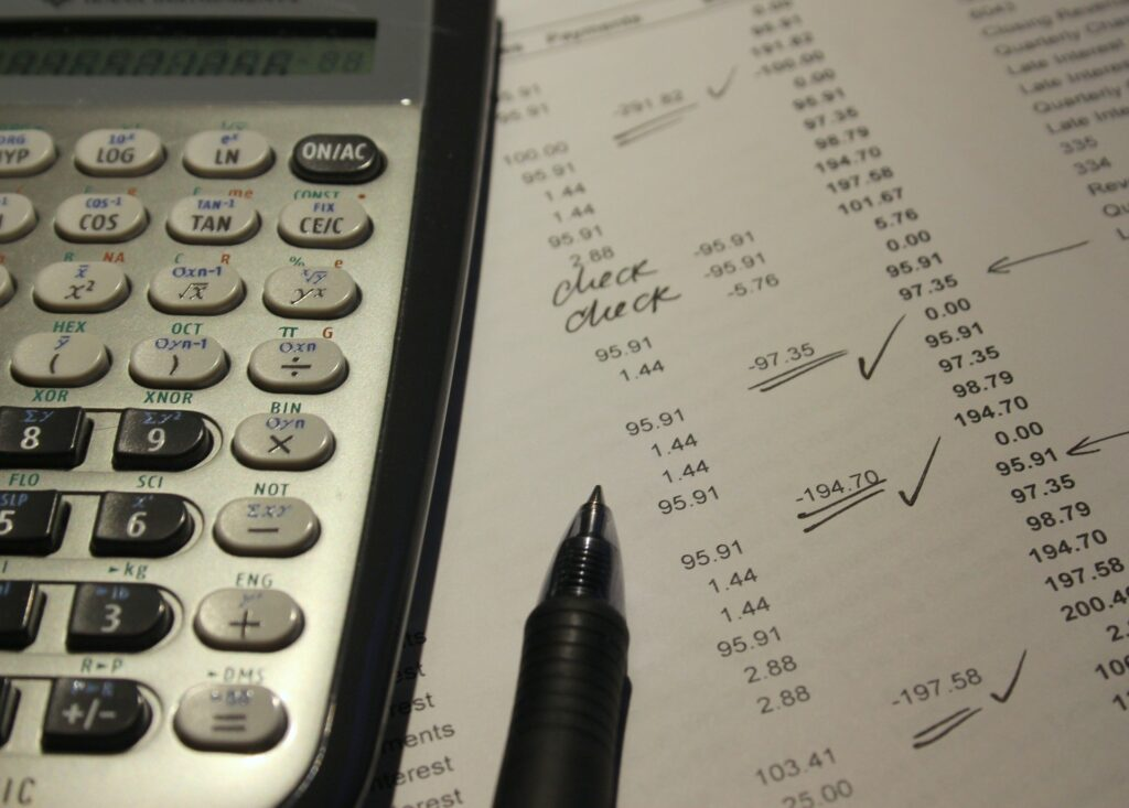 calculator fee payment