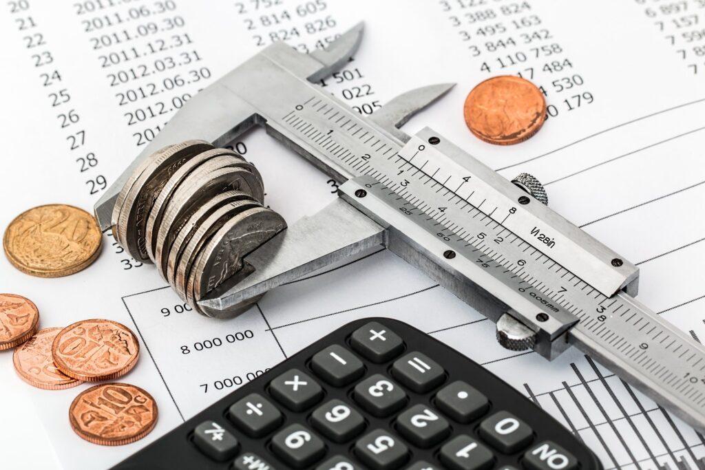 saving coins calculator money
