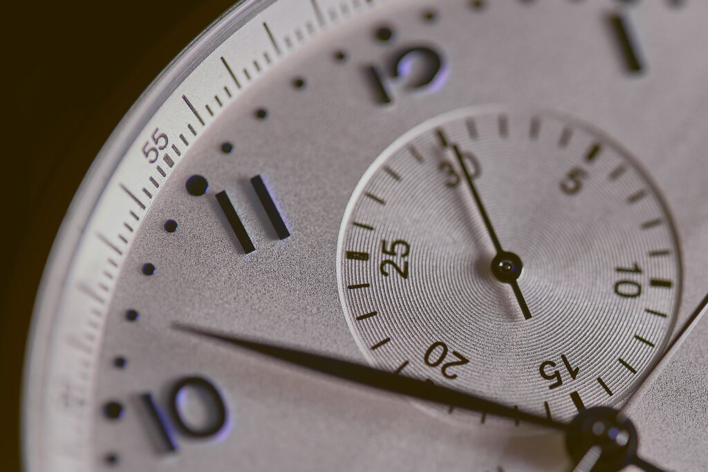 timer clock hours minutes