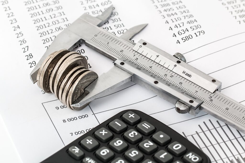 cost payment calculator numbers