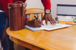 contract easement property paperwork