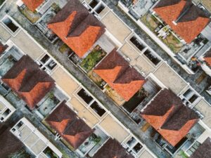 rooftops construction residential homes