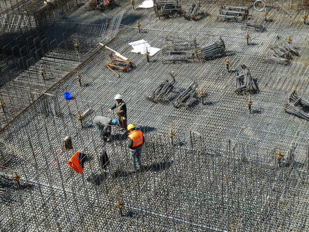 structural engineer commercial project
