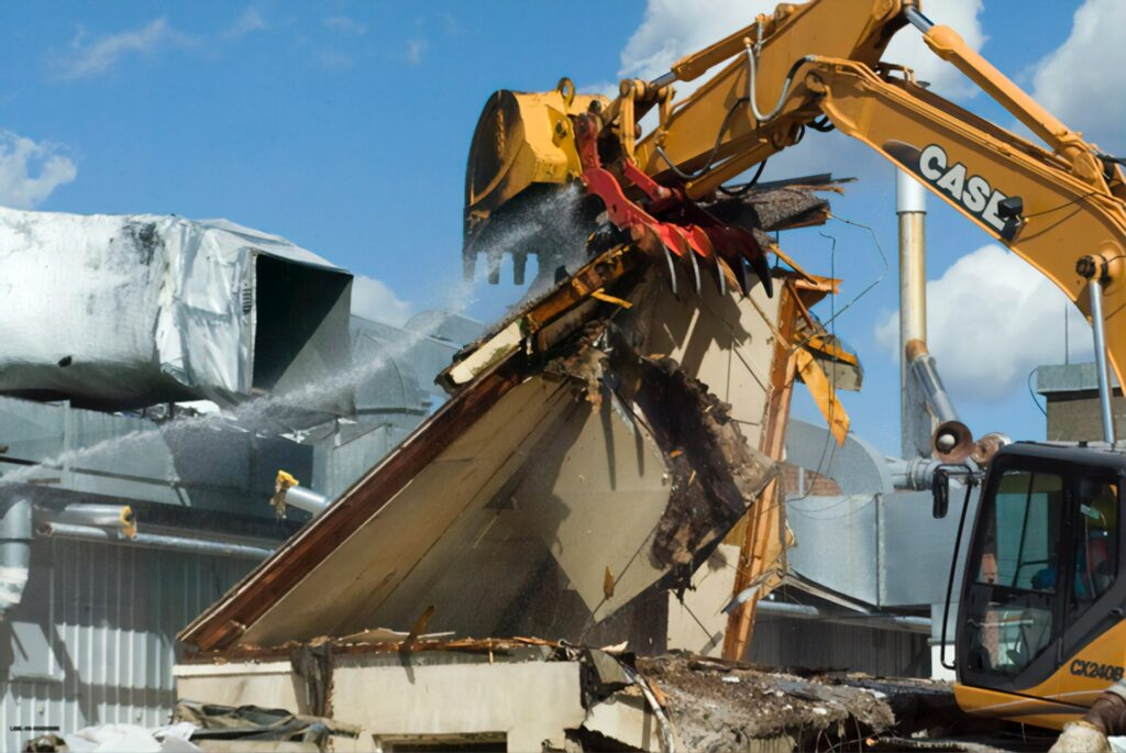 costs associated with demolition