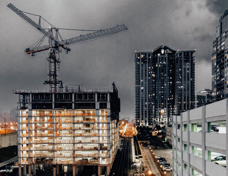 construction activity indicators