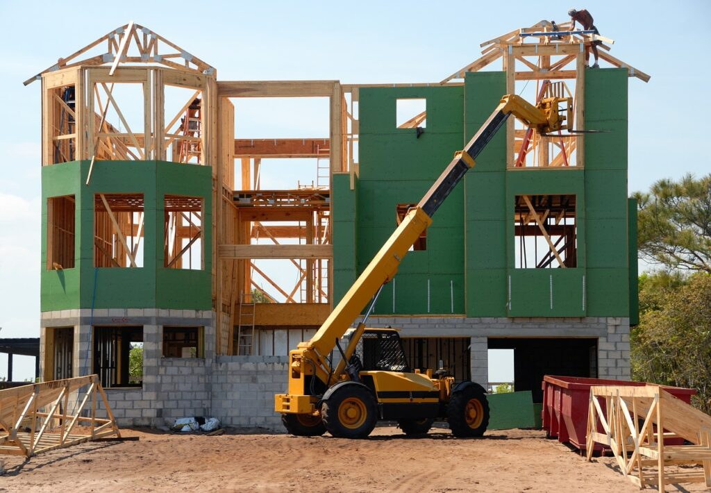 types of construction loans